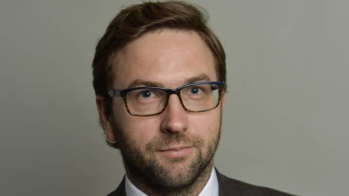 Fredrik Malm. Foto: Jonas Ekstromer