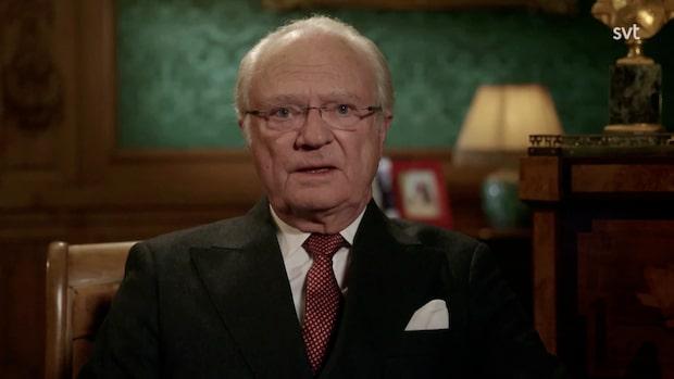Kungens hyllning till Sveriges polis och militär