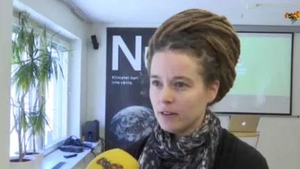 """Amanda Lind (MP): """"Vi slåss för våra värderingar"""""""