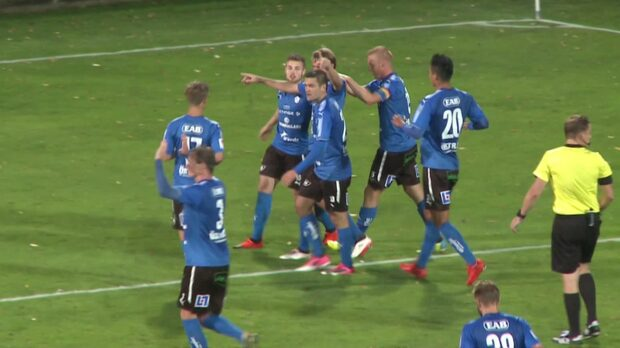 Highlights: Halmstad-Varberg