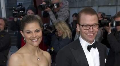 Kronprinsessan Victoria och Daniel Westling. Foto: Suvad Mrkonjic