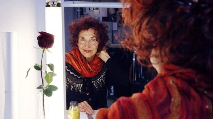 Tidigare i oktober berättade Kim Anderzon om sin cancer i Expressen. Foto: Cornelia Nordström
