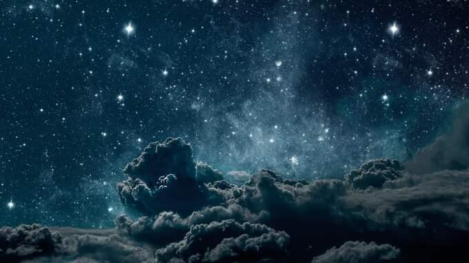 Universum sett från jorden. Foto: NASA / SHUTTERSTOCK