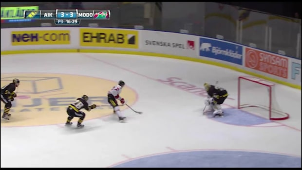 Highlights: AIK-Modo 3-5