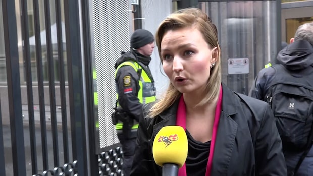 """Ebba Busch (KD): """"Vi har inte råd att chansa"""""""