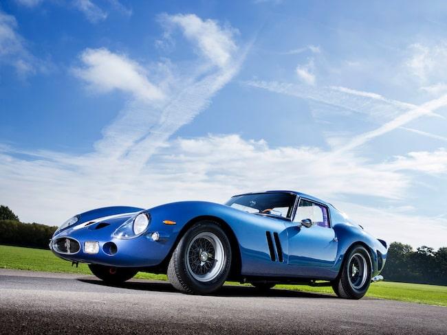 Ferrari 250 GTO är den dyraste klassiska lyxbilen någonsin.