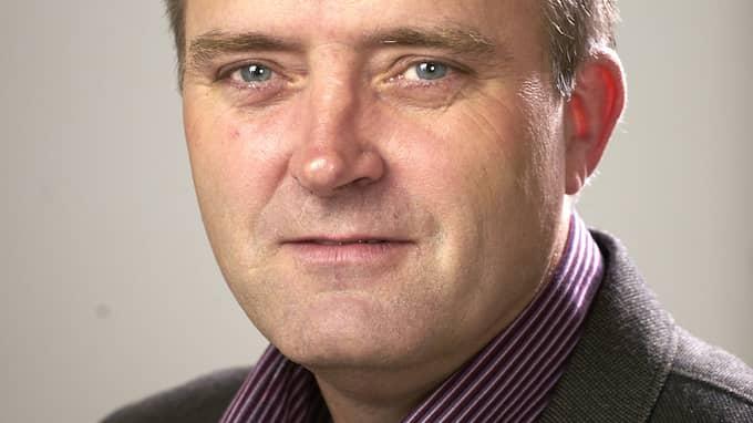Jan Olsson på polisens nationella bedrägericentrum.