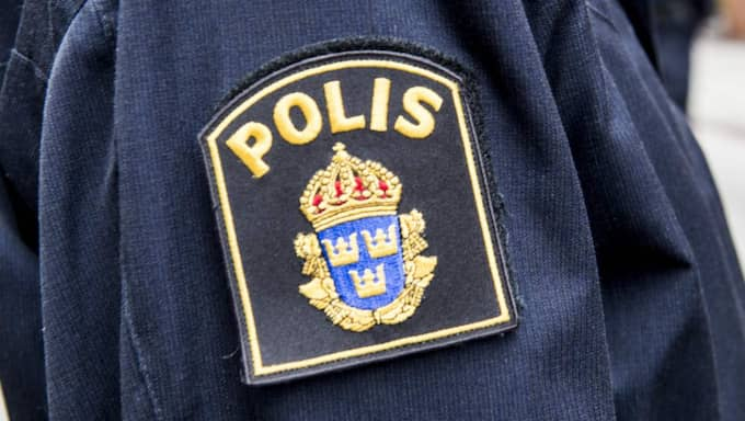 Polismannen döms för ringa misshandel, och får därmed behålla jobbet. Foto: Tomas Leprince