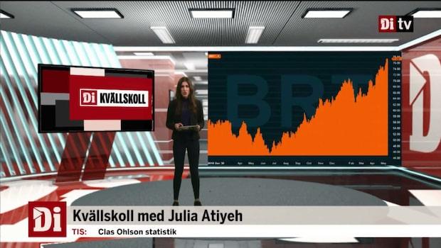 Kvällskoll med Julia Atiyeh