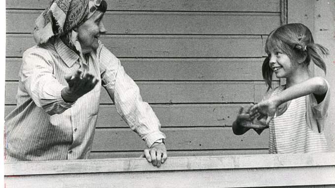 INDIVID I EGEN RÄTT. Astrid Lindgren (bilden) och Ellen Key är två av dem som förändrade synen på barnen. Foto: WEINE LEXIUS