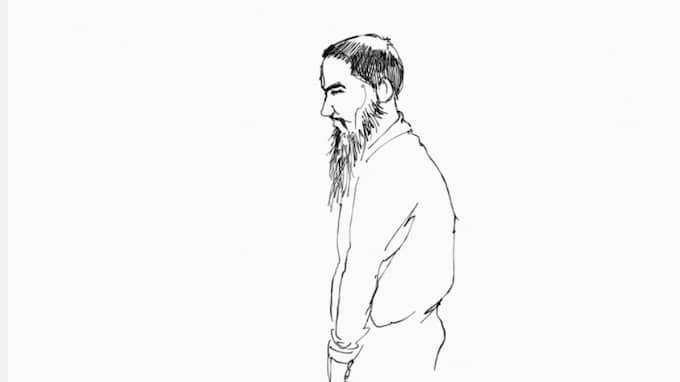 På tisdagen inleddes rättegången mot Rakhmat Akilov i Stockholms tingsrätt. Foto: HELEN RASMUSEN