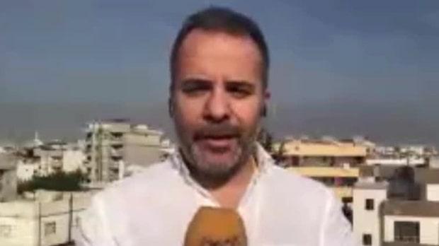 Syriska regeringsstyrkorna mobiliserar - Kassem Hamadé rapporterar från krigszonen