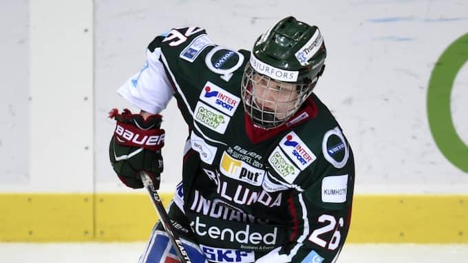 Rasmus Dahlin. Foto: Tommy Holl / /IBL