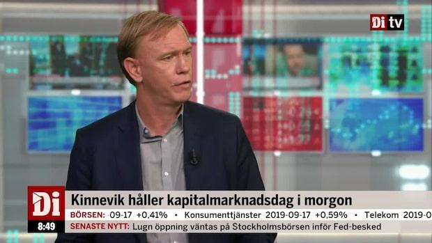 Kinnevik håller kapitalmarknadsdag imorgon