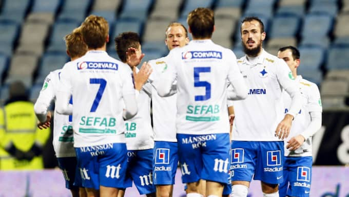 IFK Norrköping. Foto: Josefine Loftenius