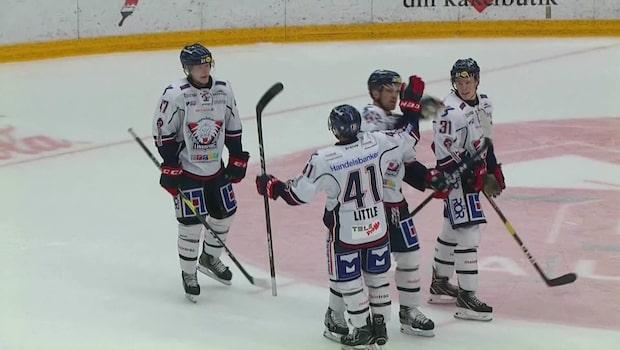 Highlights: Rögle - Linköping 1-3