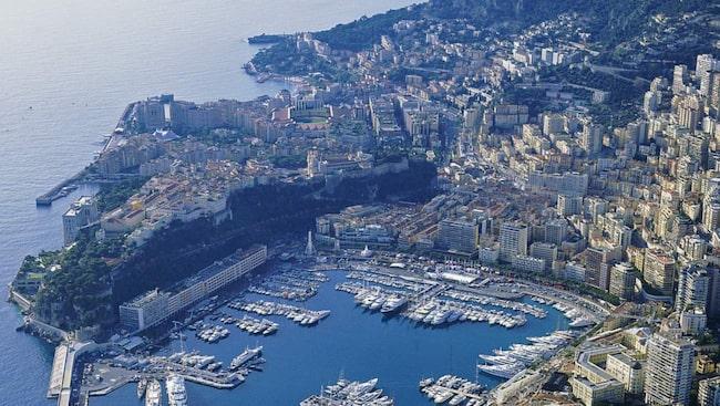 2. För bilentusiasten: Fairmont Monte Carlo, Monaco.