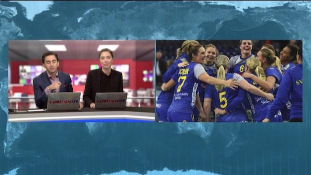 """Tengblad: """"Sverige kan slå de absolut bästa lagen"""""""