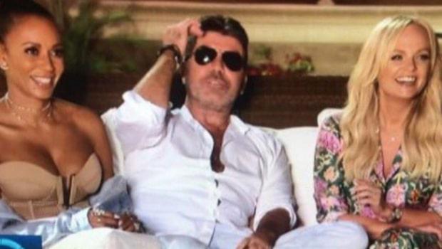 """""""X Factor""""-jurymedlemmen Simon Cowell råkade ut för en miss"""