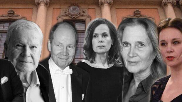 Detta har hänt i Svenska Akademien