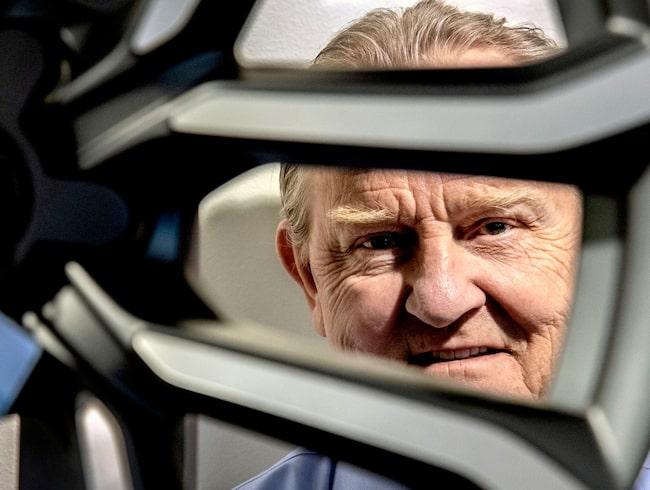 Vi har identifierat ett problem och vi har en lösning som är unik, säger Lars Ivarsson, uppfinnare och grundare.