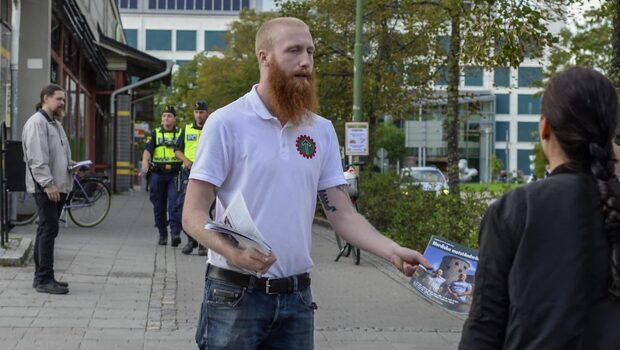 Nazistfästet där NMR vill ta sig in i kommunen