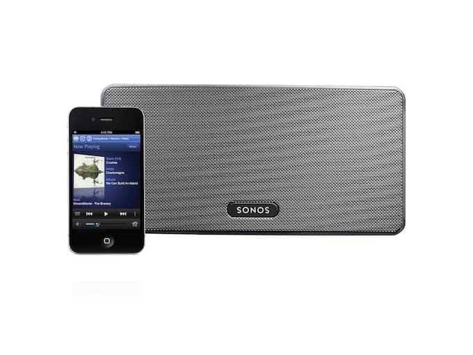 Märket Sonos är lite dyrare än de flesta, men brukar placera sig bra i test. Foto: Sonos