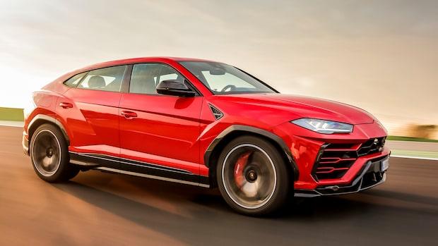 TEST: Lamborghini Urus – sportbil för terrängen