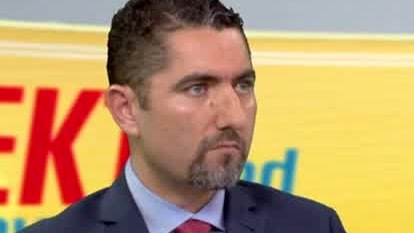Nima Rostini om irakiske försvarsministern
