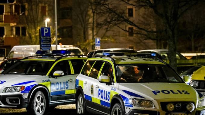 Kristdemokraterna vill ha fler poliser. Foto: Alex Ljungdahl