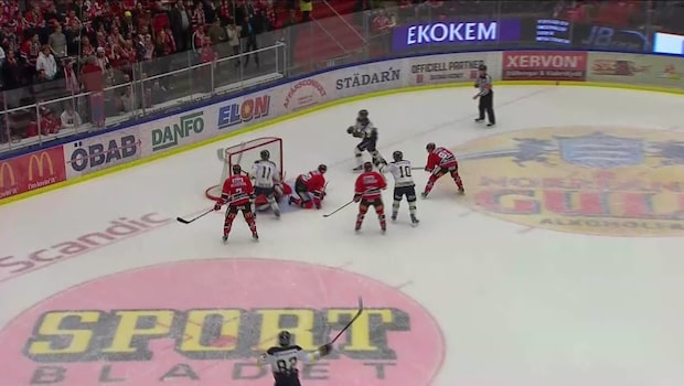 HIGHLIGHTS: Örebro-HV71 0-3