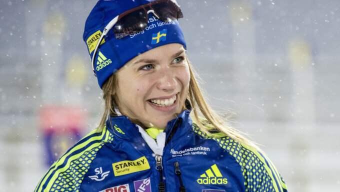 Anna Magnusson Foto: Christine Olsson/Tt