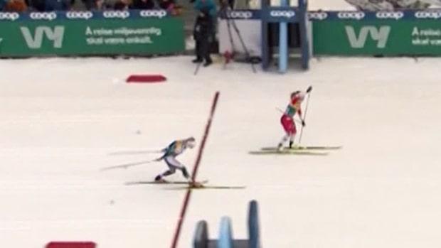 Höjdpunkter: Succé i sprinten - Sundling tvåa