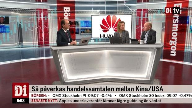 Huawei åtalas för stöld av affärshemligheter