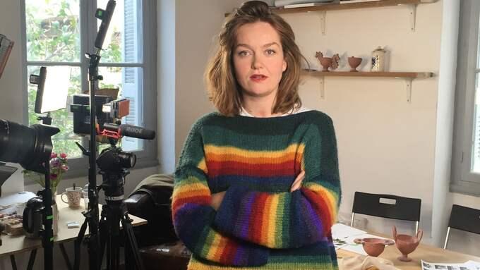 Eva Isleifsdottir. Foto: Zoe Hatziyannaki