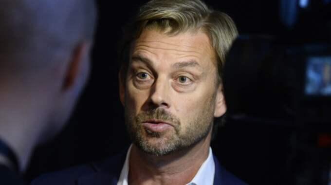 Swedbank rasar på börsen efter att ha sparkat Michael Wolf. Foto: Claudio Bresciani / Tt