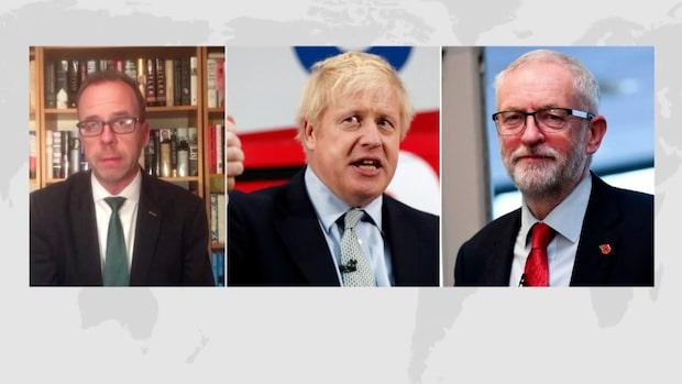 """Jeremy Corbyn och Boris Johnson i debatt: """"Båda blev utskrattade"""""""