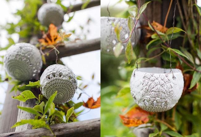 Ljuslyktor u2013 så gör du egna av keramik Leva& bo