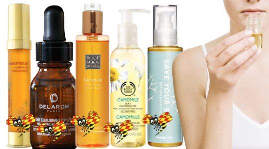 vilken olja är bäst för huden