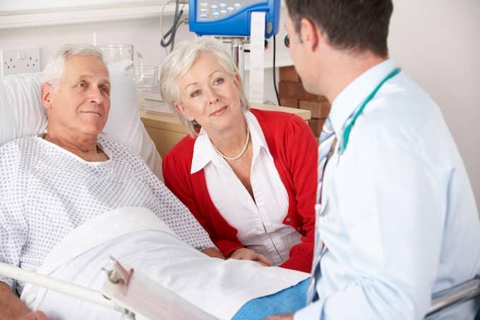Lindra smällen när du blir sjuk med en privat sjukförsäkring eller sjukvårdsförsäkring. Foto: MONKEY BUSINESS IMAGES / WITS UNIVERSITY