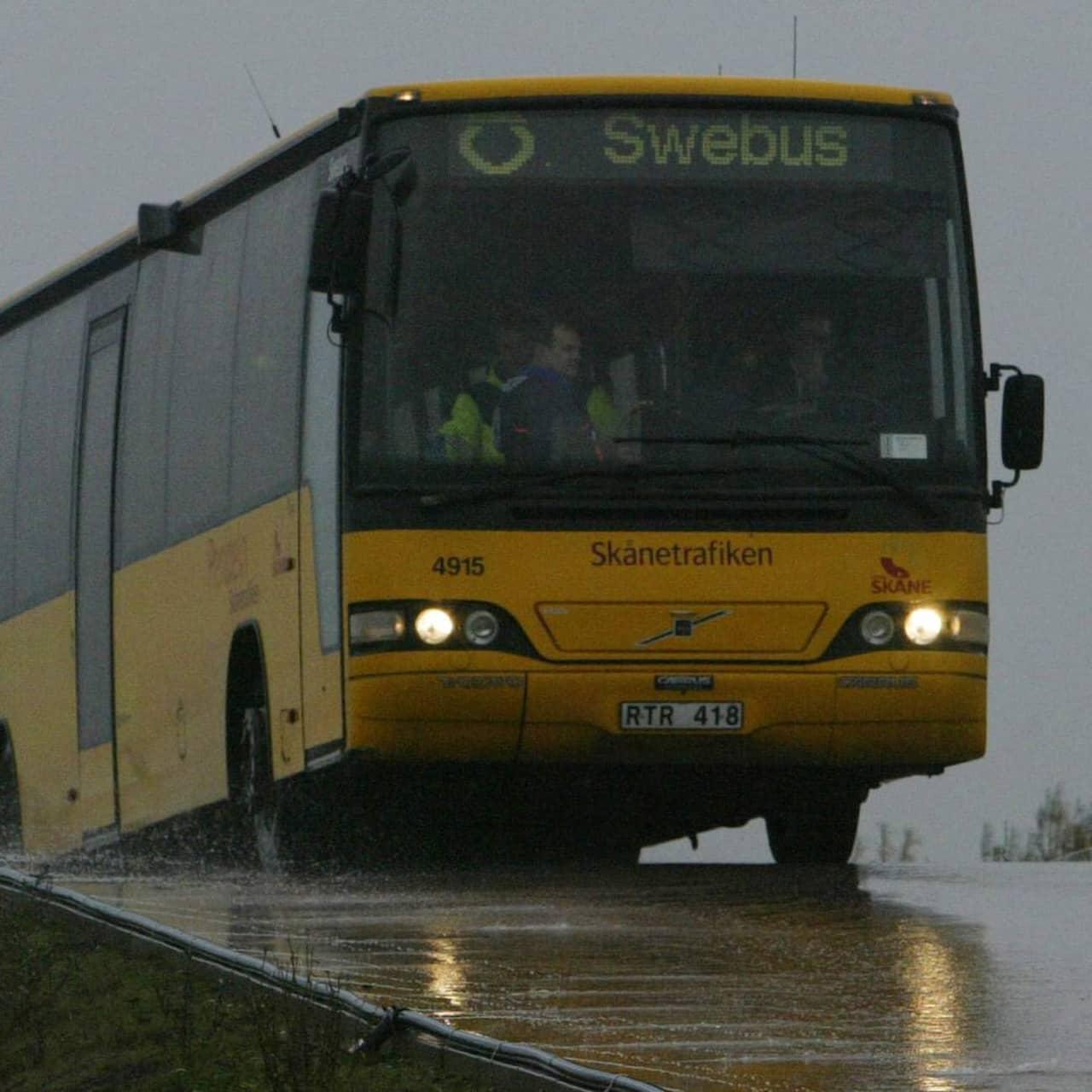 skånetrafiken busskort student