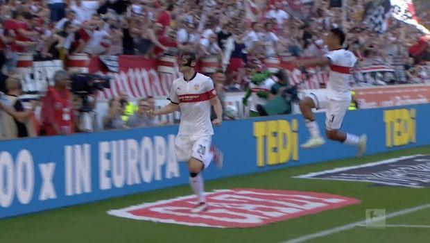 Highlights: Stuttgart-Werder Bremen