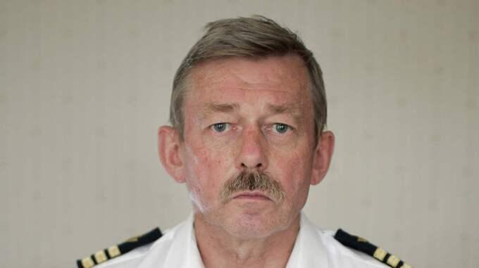 Stefan Ring är militärstrategisk expert vid försvarshögskolan. Foto: Roger Vikström
