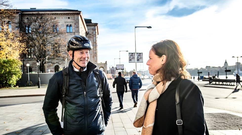 SportExpressens Anna Friberg har träffat Ingemar Stenmark för en stor intervju. Foto: ANNA-KARIN NILSSON