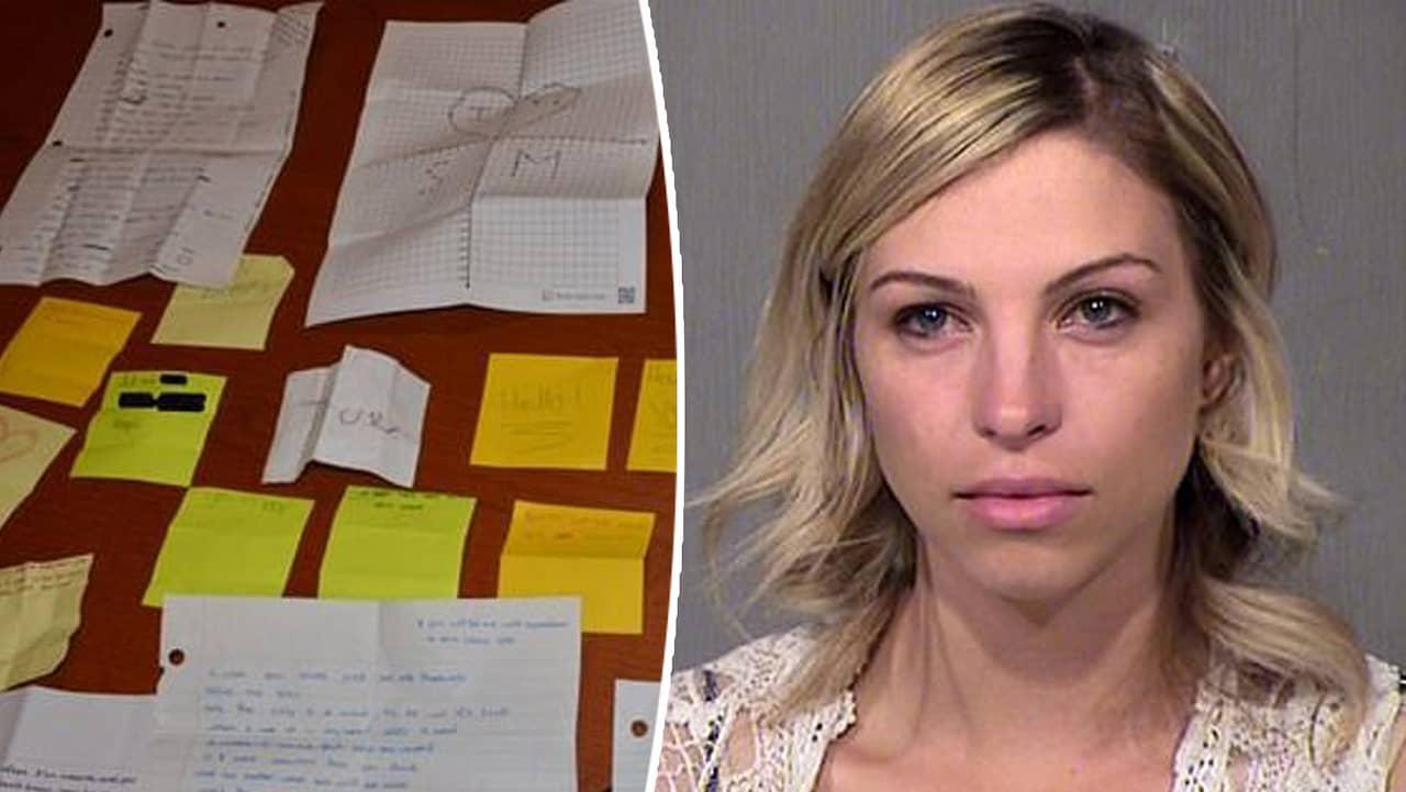 62e112b9 Läraren Brittany Zamora hade sex med 13-årig elev - åtalas