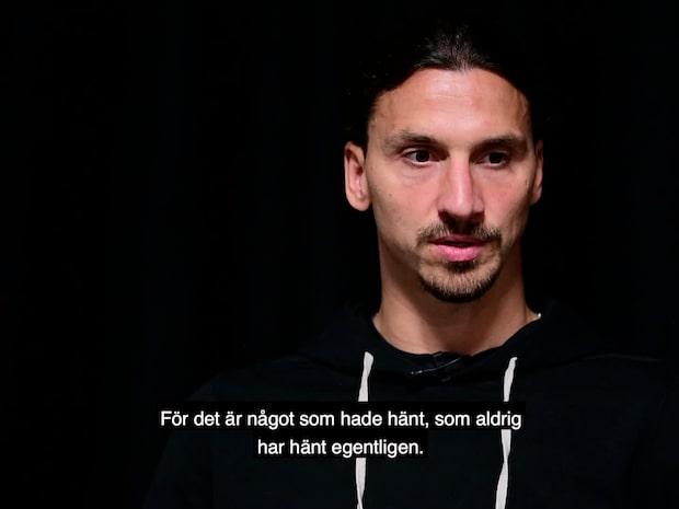 Zlatan Ibrahimovic i lång intervju - går till attack mot Janne Andersson och landslaget