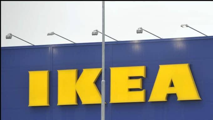 Utbetalningarna har gjorts från Ikea utanför Köpenhamn. Bilden visar ett annat varuhus. Foto: Lasse Svensson