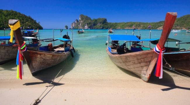 Ton Sai, Loh Dalum, Phi Phi Island