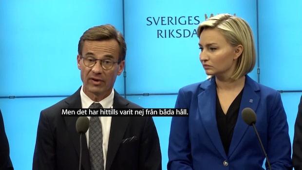 Busch Thors hopp till Ulf Kristersson