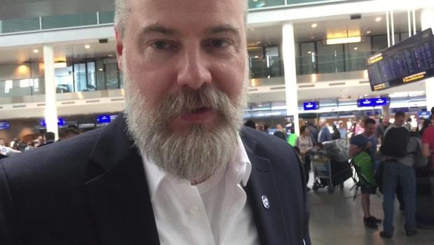 "Grönborg: ""Tog en ensam-öl på rummet"""